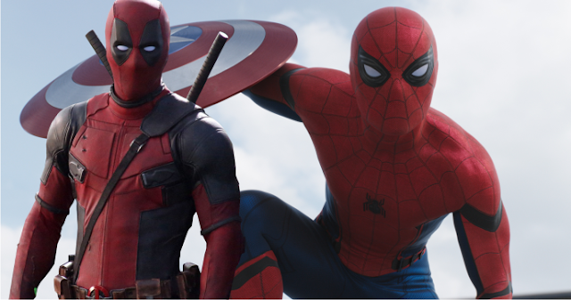 Produtor e Diretor de Deadpool estão gostariam de um crossover com o Homem-Aranha