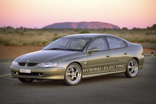 Remembering the Holden ECOmmodore