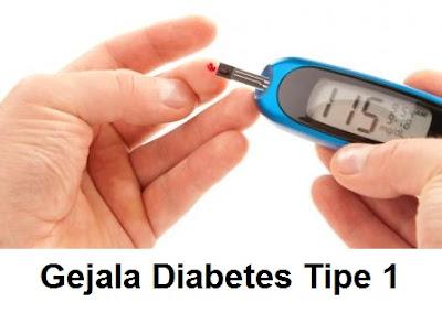 Penyebab, Tanda-Tanda, Gejala Dan Cara Mengobati Penyakit Diabetes Tipe 1