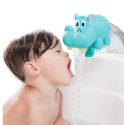 Hippo Bath Spout Cover
