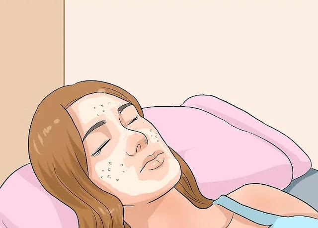 Step 5 Treating Acne With Banana Peels