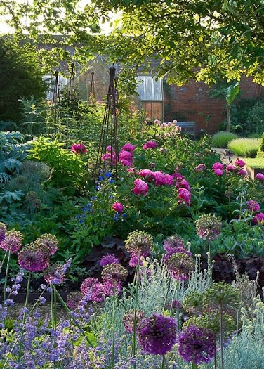 judys cottage garden - Garden Design Basics