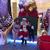 Blac Chyna and Her Son King Cairo Visited Santa Claus: See the Pic!