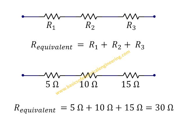 resistors-in-series