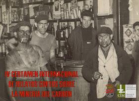 IV Certamen Internacional de Relatos Cortos sobre la Minería del Carbón (CIM Barruelo)