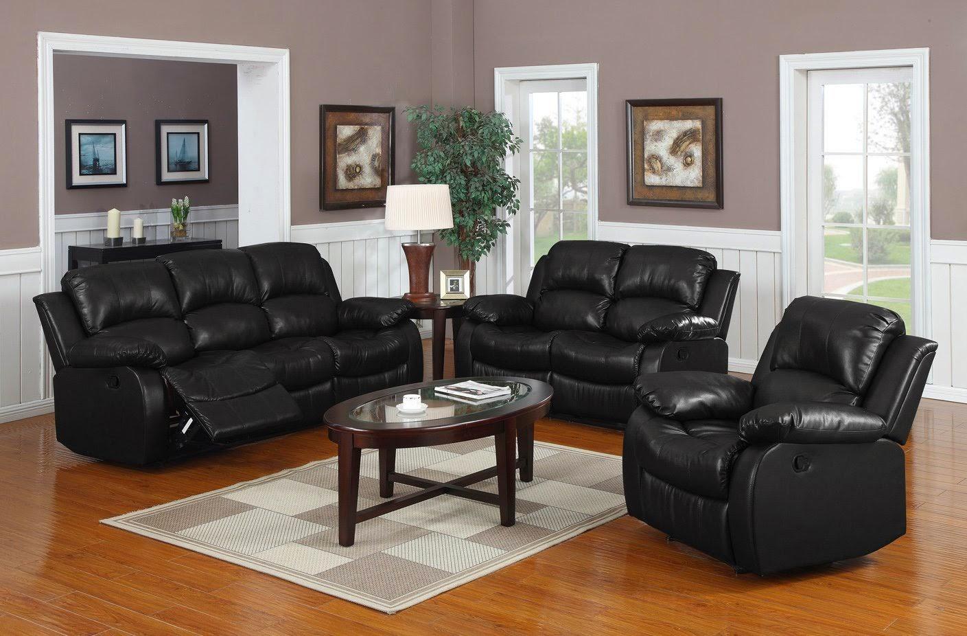 Second Hand Black Leather Recliner Sofa Www Redglobalmx Org ~ Best Recliner Sofa Brands
