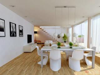 diseño sala comedor