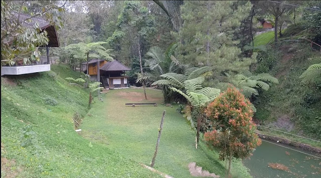 Camp Hulu Cai Bogor