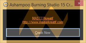 Ashampoo Burning Studio 15 Crack