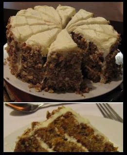 how to cook carrot cake