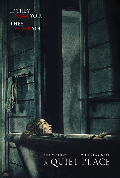 A Quiet Place [2018] [DVDR] [NTSC] [CUSTOM HD] [Subtitulado]