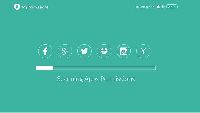 كيف تحذف جميع تطبيقات التجسس من كل المواقع الإجتماعية بنقرة زر