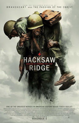 Hacksaw Ridge 2016 DVD Custom NTSC Sub SCR