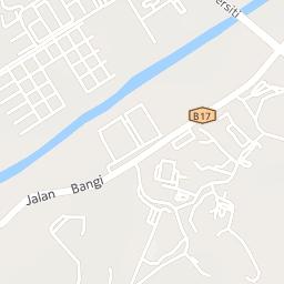 kedai gunting rambut map di bangi