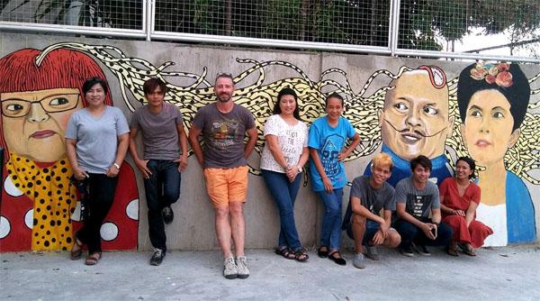 Association of Negros ARtists - Kyle Jocson