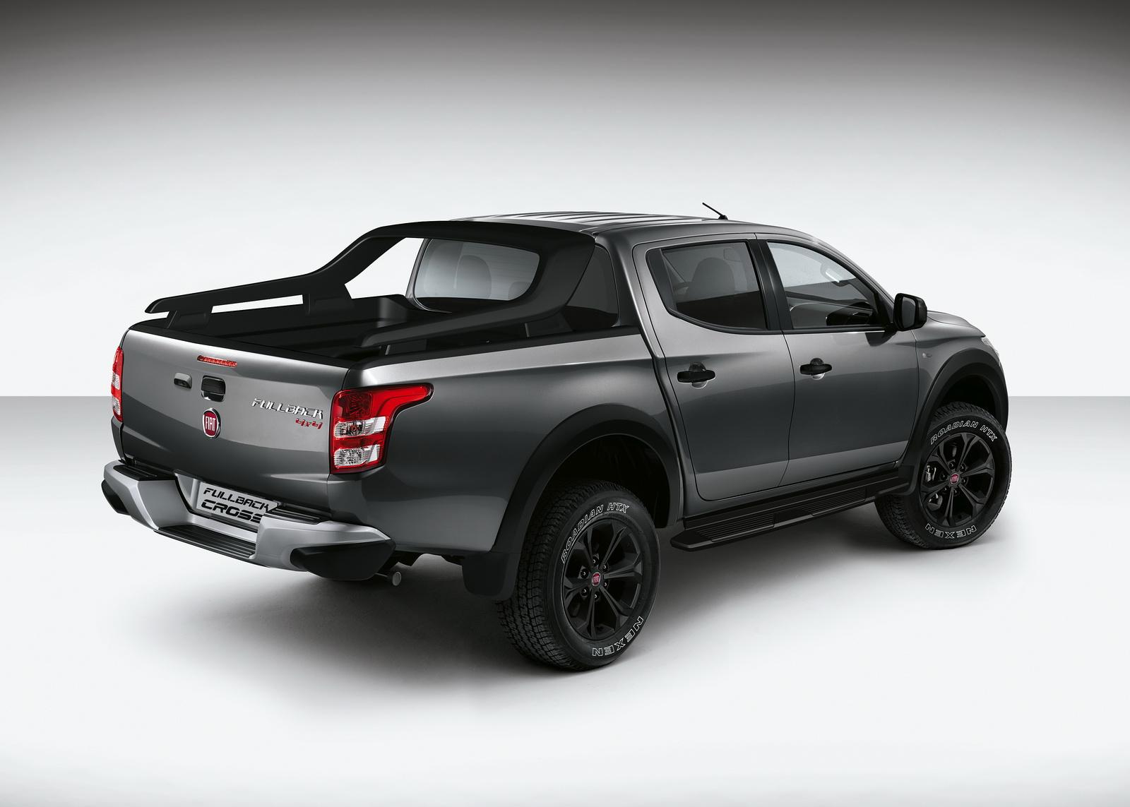 Range Topping Fiat Fullback Cross Priced From 163 26 495 In
