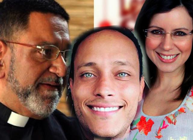 Padre Palmar y Carla Angola se contradicen y ahora dicen que Oscar Perez está muerto