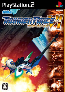 Thunder Force VI (PS2) 2008