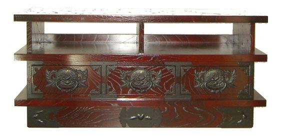 manunews le vrai meuble japonais. Black Bedroom Furniture Sets. Home Design Ideas