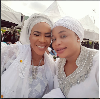 Actress Fathia Williams gets chieftancy title (photos)