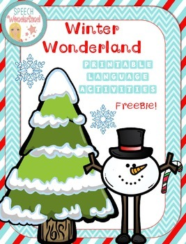 Winter Themed Craft Ideas For Preschoolers