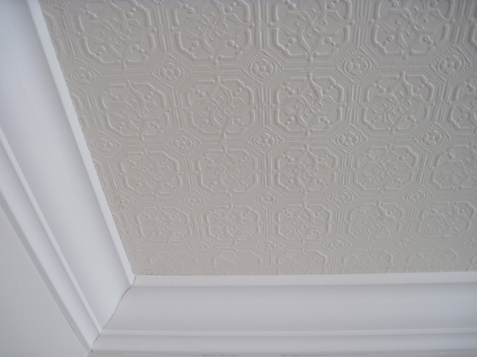 Tin wallpaper ceiling wallpaper - American tin tiles wallpaper ...