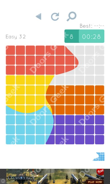 Cheats, Walkthrough for Blocks and Shapes Level 32