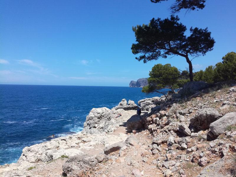 Trekking da Cala Deià