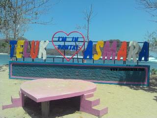 Spot Intagramable Pantai Teluk Asmara