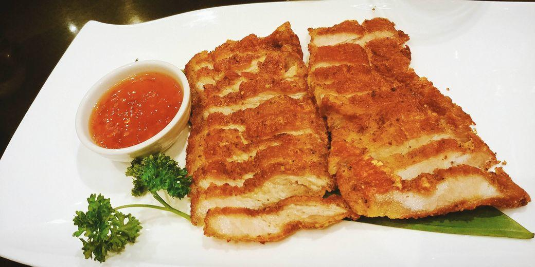 Lugang Cafe's Crispy Pork Belly