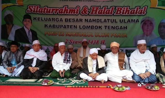 Halal Bihalal PCNU, Ribuan Nahdliyyin Tumpah di Ponpes MU
