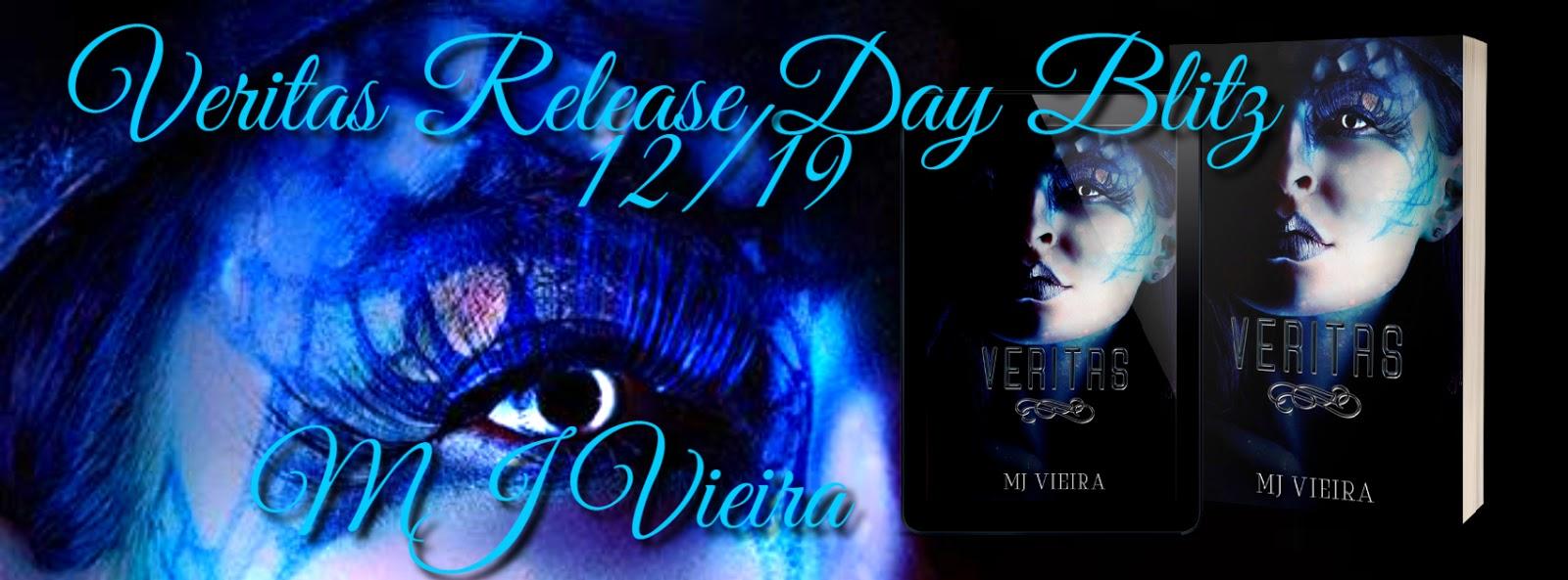 Veritas by M J Vieira. The Veritas Series Book 2