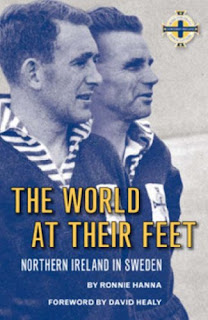 Danny Blanchflower, Northern Ireland Sport, Football, Ulster Troubles