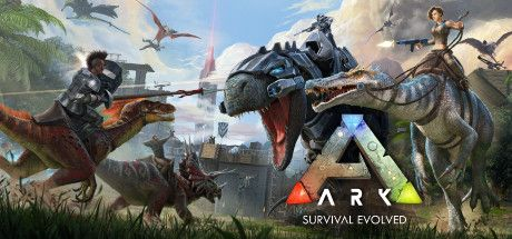 ARK: Survival Evolved Dublado PT-BR + Crack PC Torrent