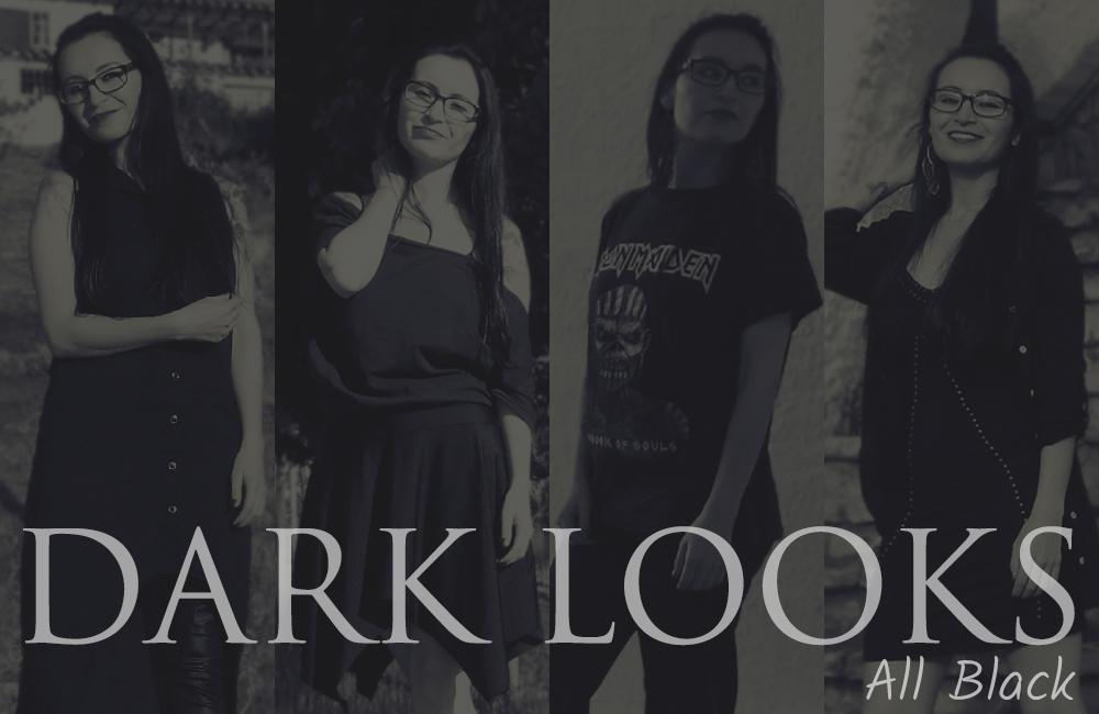 Looks de inspiración goth - rock - dark para verano