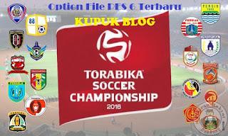 Update Option File PES 6 Torabika Soccer Championship 2016