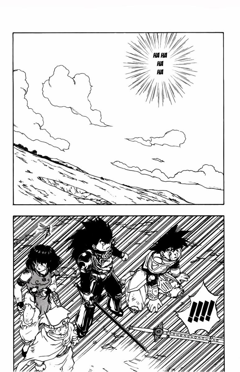Dragon Quest: Emblem of Roto chapter 30 trang 12