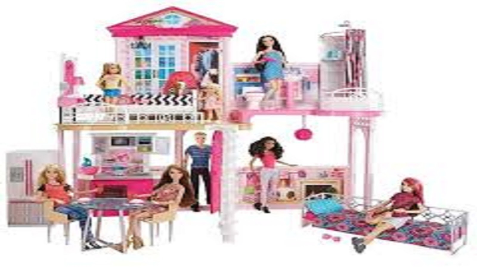 barbie life in the dreamhouse home decor babie doll life size barbie deam house decor photos furniture