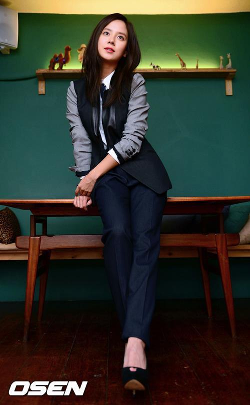 Galeri Foto Song Ji Hyo Running Man's Ace (26 Pic) | Cewek