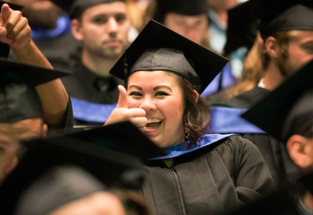 Convocation Congrats! June 14: Law, Arts, Extension, and Physical Education and Recreation