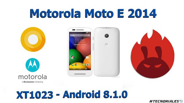moto e1 antutu benchmark android 8.1.0 oreo