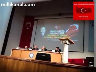 Ahmet Bican Ercilasun - Ayakta Durabilmemizin Arkasında Türkeş'in Ektiği Tohumlar Vardır