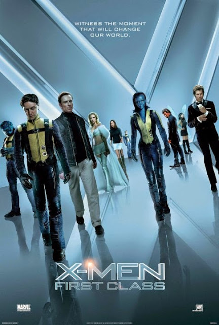 X-Men 5 First Class เอ็กซ์เม็น ภาค 5 เอ็กซ์ เม็น รุ่น 1