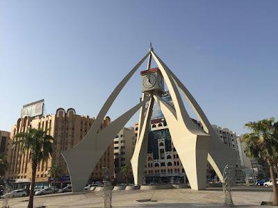 Deira Clock Tower Dubai UAE Travel Blog