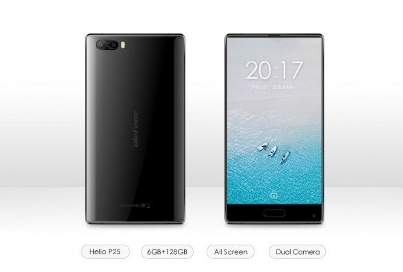Ulefone F1 Will Come WIth 6 GB Ram & 128 GB Storage