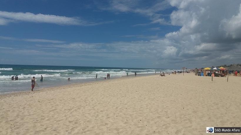 Praia do Futuro - o que fazer em Fortaleza - Ceará