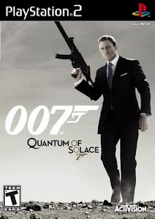 007: Quantum of Solace: PS2 Download games grátis