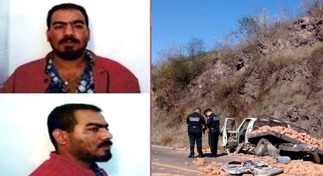 """El Mantecas el lugarteniente de """"El Cholo Ivan"""" que murió accidentado"""