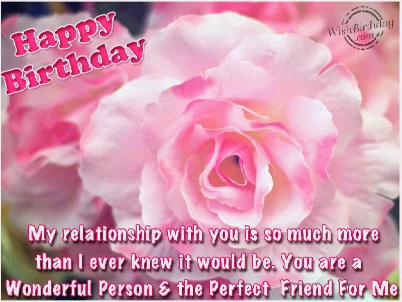Birthday Wishes Of Friend