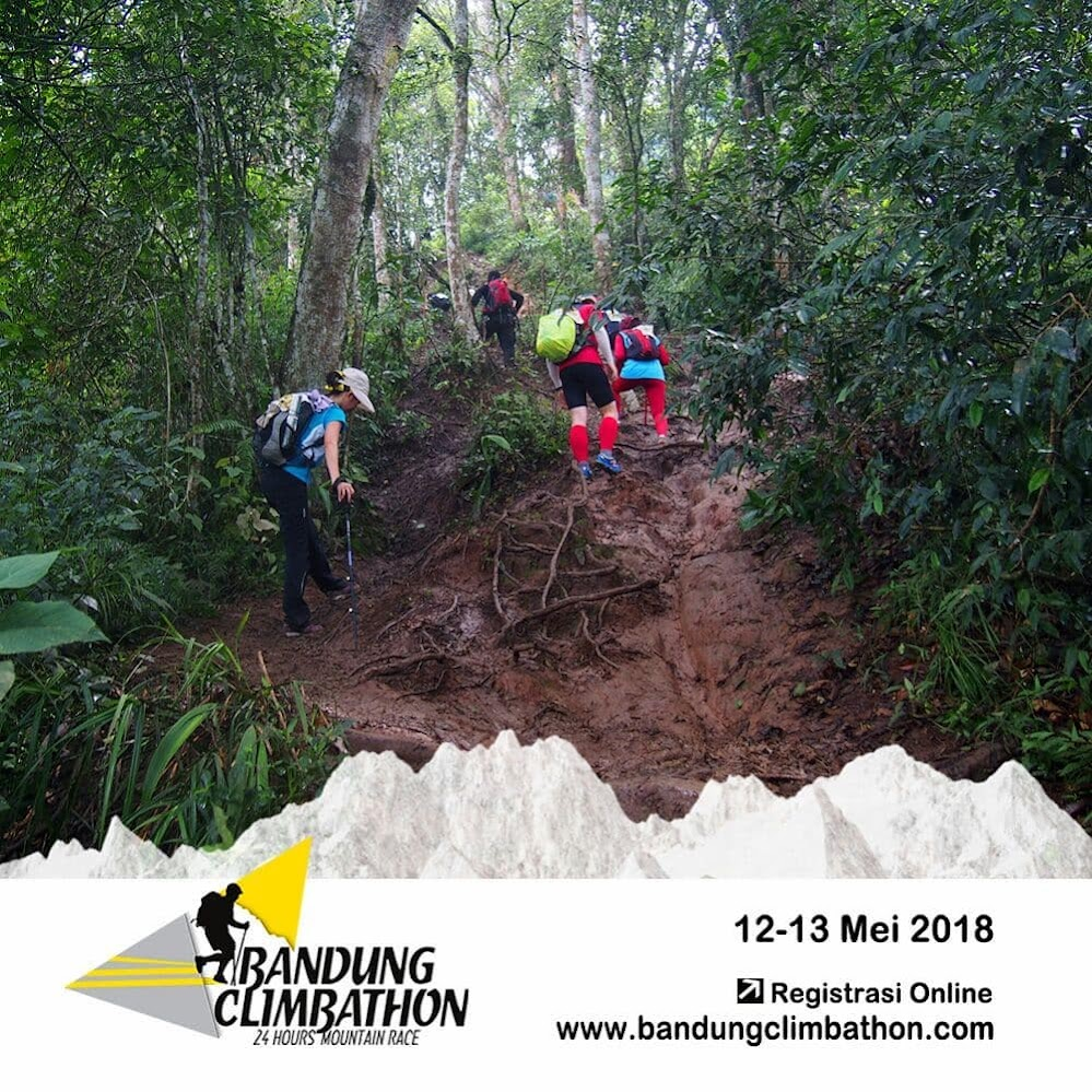 Bandung Climbathon • 2018